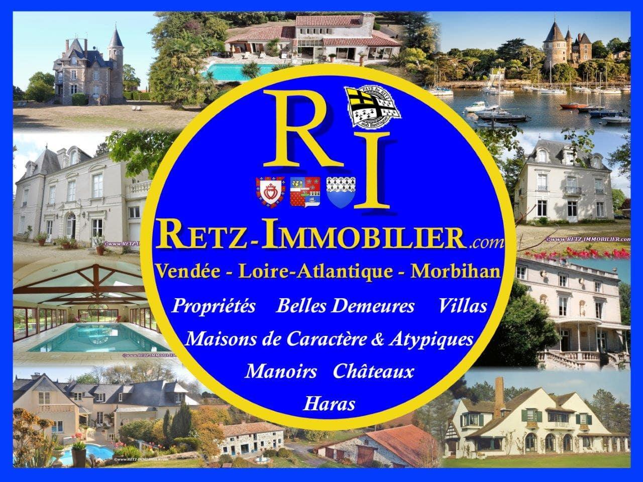 Immobilier atypique Pays de la Loire